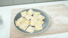 Ravioli met champignon-hamvulling - Recept - Allerhande - Albert Heijn