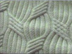 İki İlmeğe İki İlmek Bağlamalı Örgü Modeli - Kaydırmalı İlmek ile Örgü Modeli - Hırka, yelek, bluz - YouTube Pullover, Youtube, Sweaters, Fashion, Moda, Fashion Styles, Fasion, Sweater, Sweater