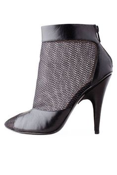 Mesh booties by 3.1 Phillip Lim