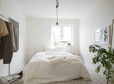White and greens - via cocolapinedesign.com