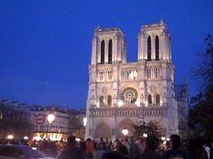 Notre Dame........check