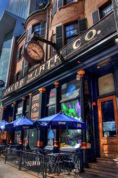 German Restaurant located in Chinatown - Boston, MA since 1868. #Boston #Chinatown