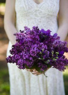 Bright purple bouquet: #wedding #bouquet #purple: www.punambean.com