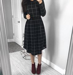 Chloe Dress - Multiple Color Options — The Darling Style Jw Fashion, Girls Fashion Clothes, Teen Fashion Outfits, Muslim Fashion, Modest Fashion, Hijab Fashion, Korean Fashion, Style Fashion, Fashion Dresses