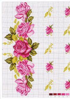 Sunshine Home Decor: Seccade You are in the right place about Disney Home Decor signs Here we offer Cross Stitch Rose, Cross Stitch Borders, Cross Stitch Flowers, Cross Stitch Charts, Cross Stitch Designs, Cross Stitching, Cross Stitch Patterns, Ribbon Embroidery, Cross Stitch Embroidery