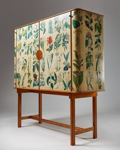 Who are the Design Legends? Swedish Design, Scandinavian Design, Josef Franck, Painted Furniture, Furniture Design, Deco Furniture, Colorful Furniture, Furniture Ideas, Bedroom Furniture