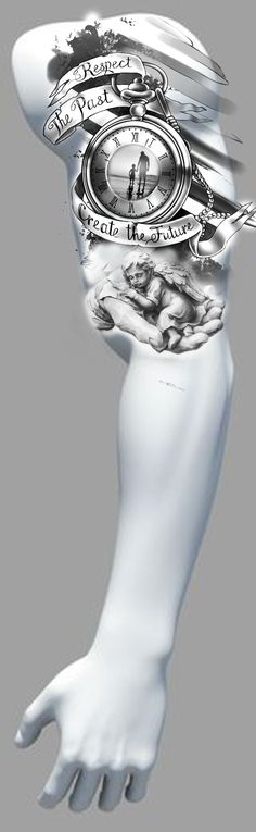 ideas for tattoo compass watch - arm tattoo - tattoo # for . - ideas for tattoo compass watch – arm tattoo – - Forarm Tattoos, Arm Sleeve Tattoos, Tattoo Sleeve Designs, Tattoo Designs Men, Body Art Tattoos, Daddy Tattoos, Father Tattoos, Family Tattoos, Tattoos For Guys
