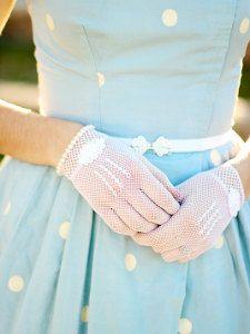 {Look de mariée} 10 paires de gants parfaitement vintage - Gants Einav Jewelery sur Etsy