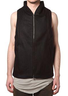 Odyn Vovk Racer Vest Wool