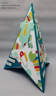 Something for Baby Teepee Card