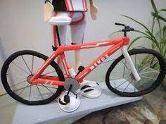 molde bicicleta goma eva - Buscar con Google