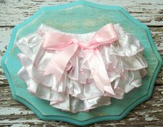 Hey, I found this really awesome Etsy listing at http://www.etsy.com/listing/161472531/baby-girl-ruffle-bum-bloomers-satin