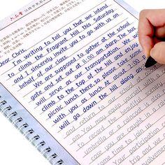 Handwriting Examples, Perfect Handwriting, Improve Handwriting, English Handwriting Styles, Beautiful Handwriting, Handwriting Alphabet, Handwriting Worksheets, Calligraphy Handwriting, Calligraphy Practice