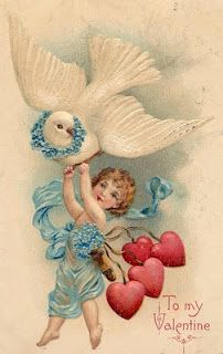 ❥ vintage valentine