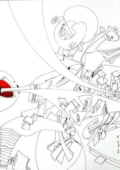 Red over space Art For Sale, Space, Abstract, Drawings, Illustration, Cards, Self, Floor Space, Summary