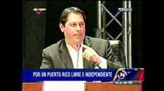 Juan Dalmau en Foro  Puerto Rico Libre e Independiente, en la CELAC Cara...