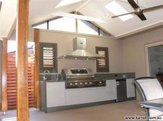 outdoor kitchens - Google Search