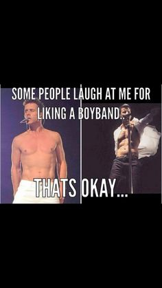But I say it's way more than ok ;-) I'm laughing all the way to VIP / up close and personal