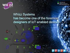 Whizz #Systems has become one of the foremost #designers of #IoT enabled #devices.