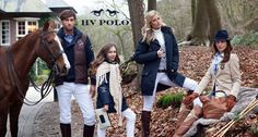 www.equista.pl | HV POLO fall winter collection 2014/2015 | HV POLO | hv-polo.com | #equestrian #winter #horseriding #fashion #HVpolo #collection #fall #horse #riding #horse
