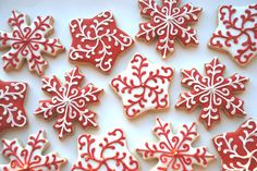 christmas star cookies - Google Search