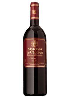 Marques de Caceres Rioja Crianza Tempranillo