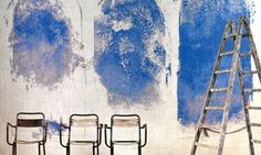 Shop de mural – dé behangtrend van dit jaar | Santorin | ELLE Decoration NL