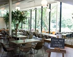 P.S. Cafe in Singapore (the one located at Dempsey area). Lovely place for a sundaylunch or romantic dinner.