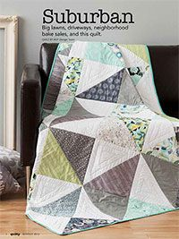 Suburban Quilt Kit from ShopFonsandPorter.com