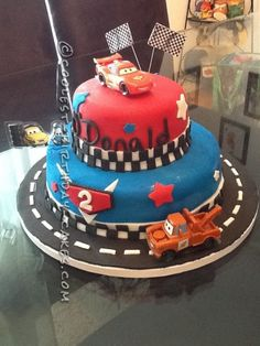 Cake Designs For A Two Year Old Boy : 1000+ images about 2nd bday party themes for boys on ...