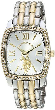 7ae4d4b34ce U.S. Polo Assn. Women s Quartz Metal and Alloy Casual Watch