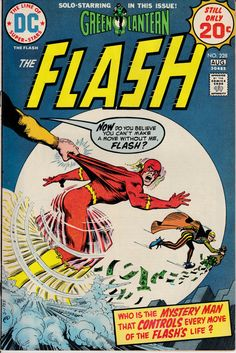 Flash 228 August 1974 Issue DC Comics Grade F/VF by ViewObscura