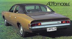 1971-72 Australian Chrysler
