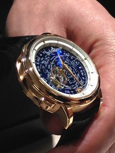 Close-Up with the Jaeger-LeCoultre Master Grande Tradition Grande Complication - You'll Be Star Struck | ATimelyPerspective