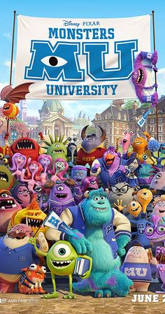 Monsters University (2013) - IMDb