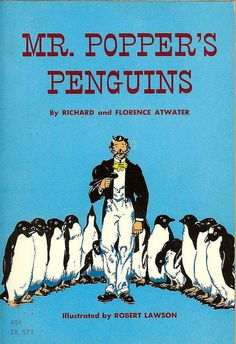 Mr. Popper's Penguins (1938 / 1974)   Flickr - Photo Sharing!