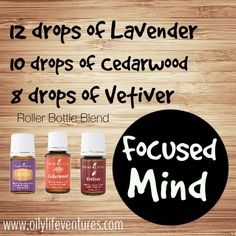 Did you know that essential oils have been found to help support better focus, concentration, and memory?? In my opinion, EVERY student (and adult)...