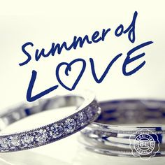 Tacori creates treasured objects of love which span seasons and generations.  Share your Love this Summer with a beautiful pair of Tacori rings!!