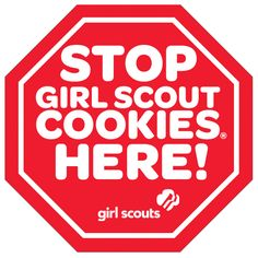 stop girl scout cookies here - Google Search