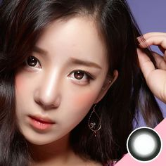 LENS TOWN Lily Black  Brand : [Lens Town] Lily Manufacturer : Lens Town Dia : 14.0mm BC : 8.6mm Graphic Dia : 13.4mm Weight : 42g Period of Use : 6 months ~ 1 year after opening
