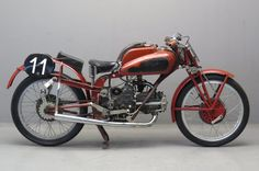Moto Guzzi 1940 Condor 500cc 1 cyl ohv