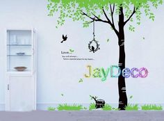 Another tree decal