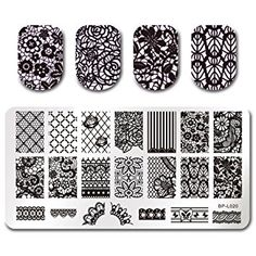 Nail Art Templates Learned Nail Art Stamping Template Christmas Tree Snowflake Bell Champagne Fireworks Nail Stamping Plates Stamping Polish Manicure