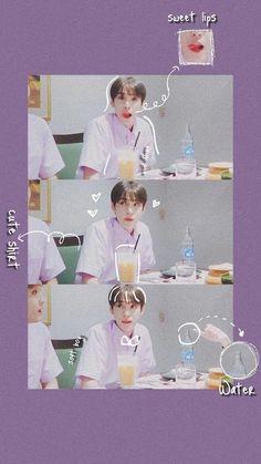 #NCT127 #NCTU #Doyoung #KimDoyoung #Lockcreen —ʙʏ: ᴅᴏʟᴘɪɴᴄ. Rabbit Wallpaper, K Wallpaper, Pastel Wallpaper, Wallpaper Backgrounds, Snowball Rabbit, Winwin, Exo Red Velvet, Nct Doyoung, Colour Pallete
