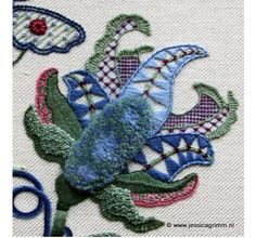 Needlework News | Art, patterns and techniques | CraftGossip.com