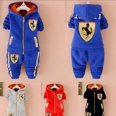 Sweatshirt and tracksuit pants - 142712 | LC Boys Clothing and Gifts