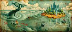 Chris Buzelli --De mis artistas preferidos... lejooos