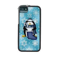 Graft Penguin iPhone 5/5s case