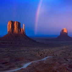 Monument Valley Sunset Utah