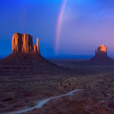 Monument Valley Sunset Utah